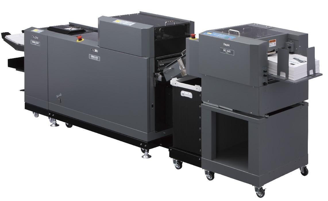 Duplo DFS-3500 Bookletmaking System